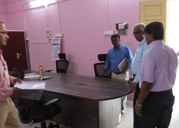 Officials Visit